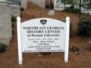 Northeast Georgia History Center at Brenau University