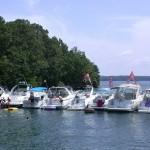 LGBT Community Creates Summer Hot Spot at Lake Lanier