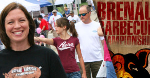 The 5th Annual Brenau Barbecue Championship Festival @ Brenau University Campus