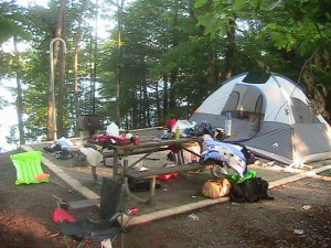 Lake Lanier Islands Campgrounds