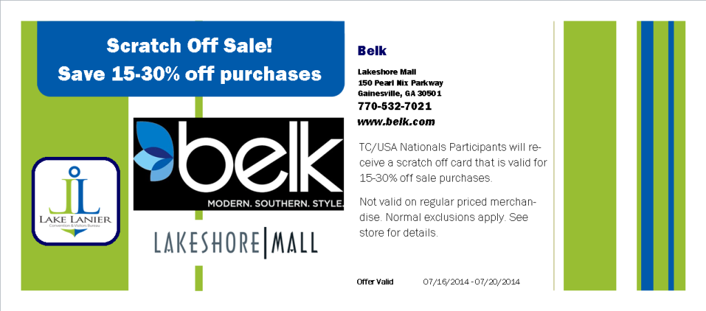 Belk Lakeshore Mall