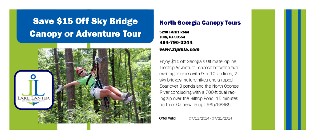North Georgia Canopy Tours