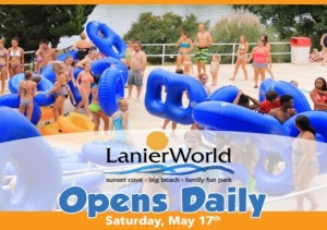 LanierWorld Open Daily