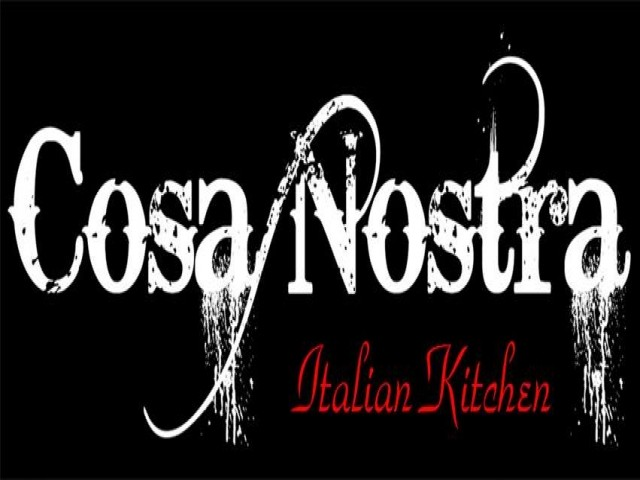 Cosa Nostra Italian Kitchen