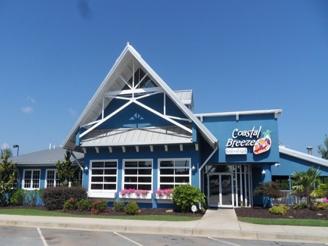 Coastal Breeze Seafood Grill