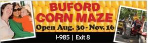 The Buford Corn Maze