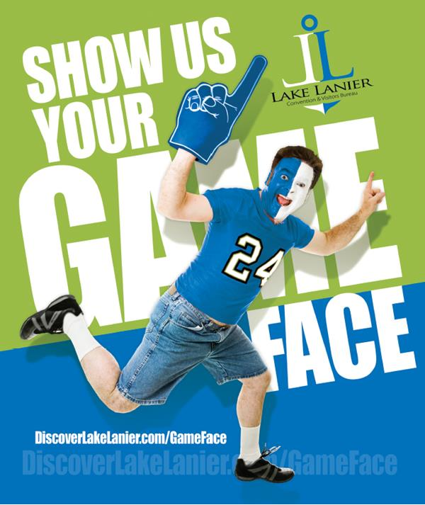Game Face Ad