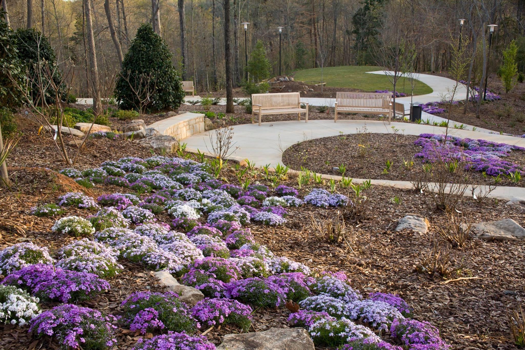 Http://atlantabg.org/content/1 Visit/3 Gainesville /gainesville_garden_map_2016_web.pdf