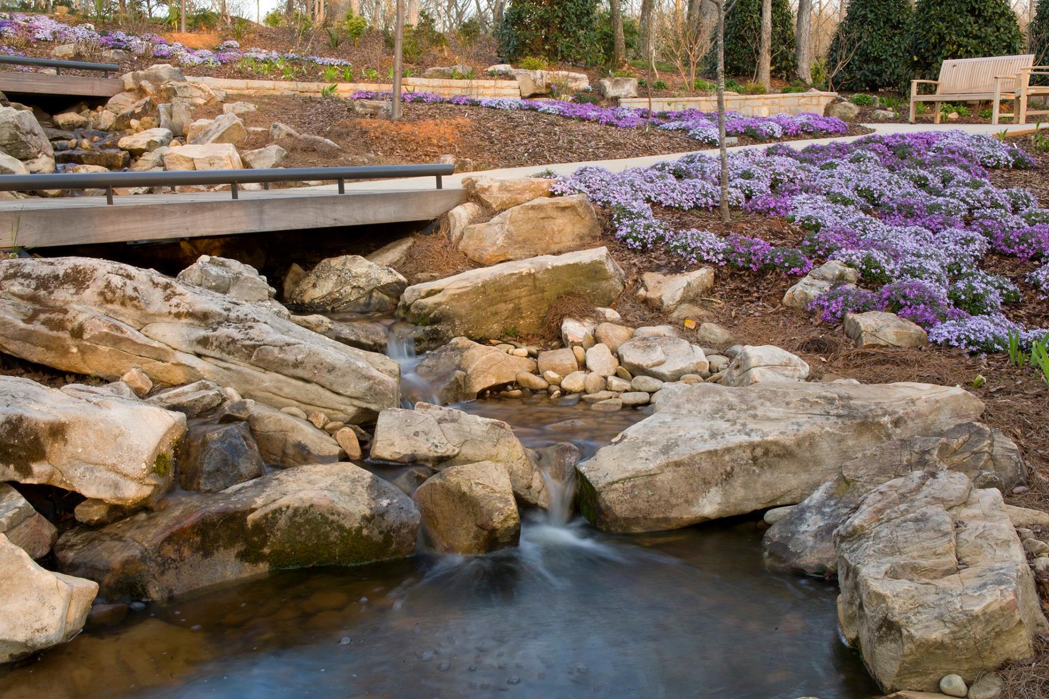 Atlanta Botanical Garden Discover Lake Lanier