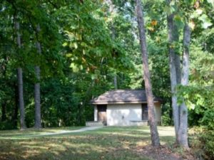East Bank Park on Lake Lanier