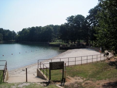 west-bank-park-beach-lake-lanier