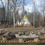 Glamping is Hot at Lake Lanier's North Georgia Canopy Tours