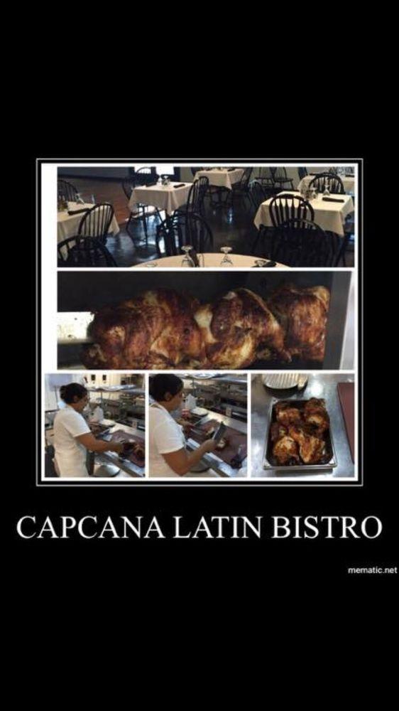 CapCana Latin Bistro