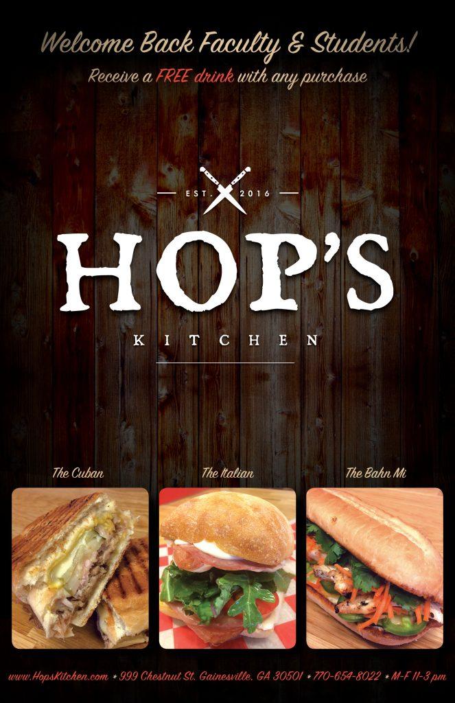 Hop's Kitchen