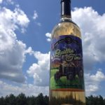 Hall County's FIRST FARM WINERY