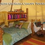 The secret is out – glamping at North Georgia Canopy Tours is amazing.