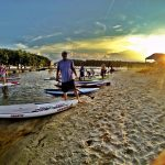 Kayaking and Paddle-Boarding on Lanier Islands