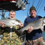 It's prime time to catch big Lake Lanier striped bass.