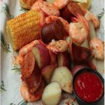 Sea Food Low Country Boil Party