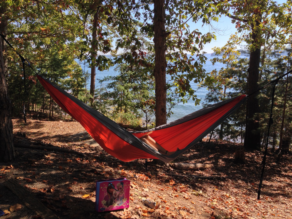 Teepee Camping at North Georgia Canopy Tours | Discover Lake