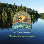 HAVE A LAKE LANIER RV CAMP EXPERIENCE!