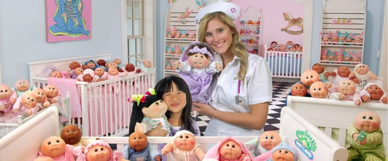 Cabbage Patch Kids Babyland General Hospital Discover