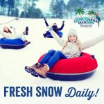 License to Chill Snow Islands-Open Till Jan 26