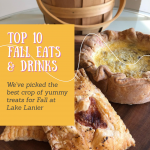 Top 10 Fall Places to Eat & Drink